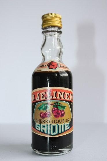 Cherry liqueur Griotte