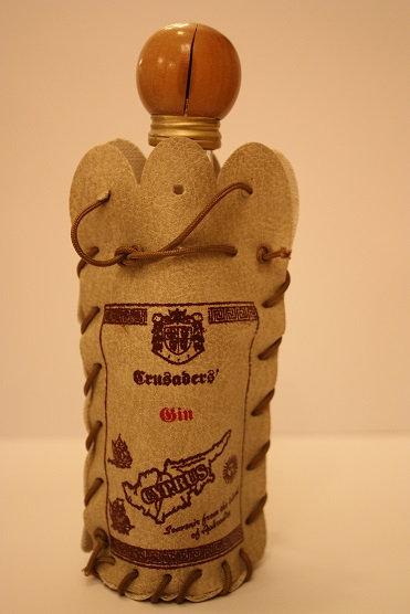 Crusader's gin