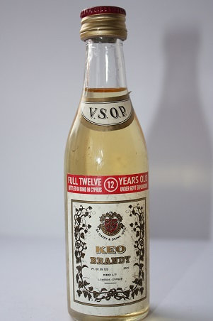 Keo Brandy V.S.O.P. 12 years