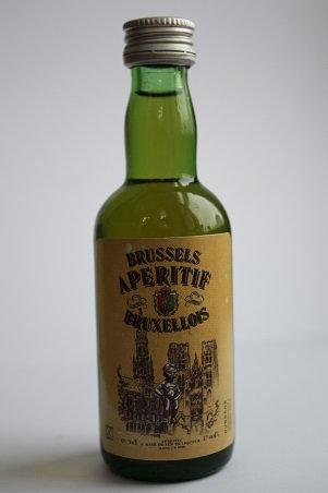 BRUXELLOIS Brussels aperitif