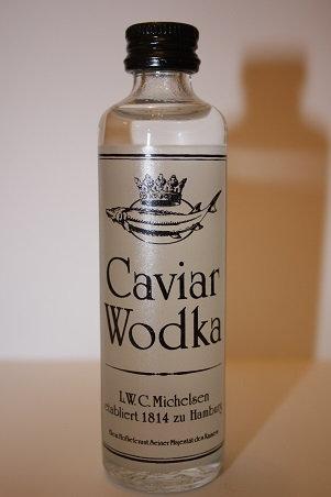 Caviar Wodka