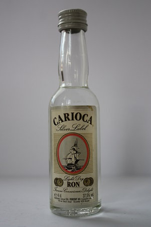 Carioca silver label light dry ron