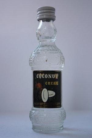 Coconut crèam
