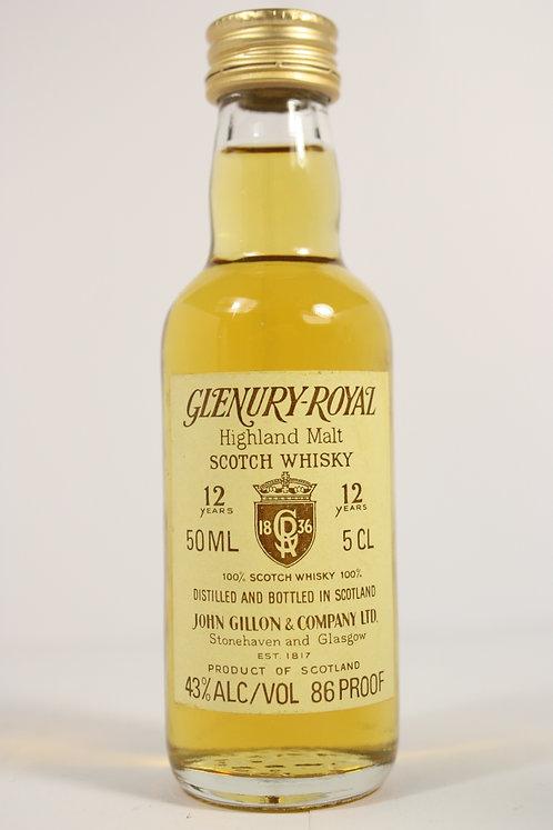 Glenury-Royal 12 years