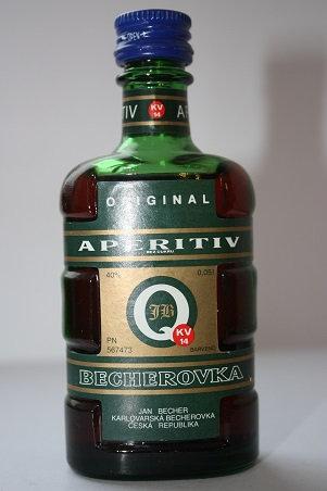 Becherovka aperitif K14