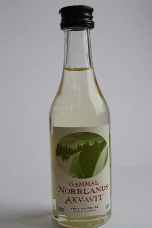 Gammal Norrlands akvavit