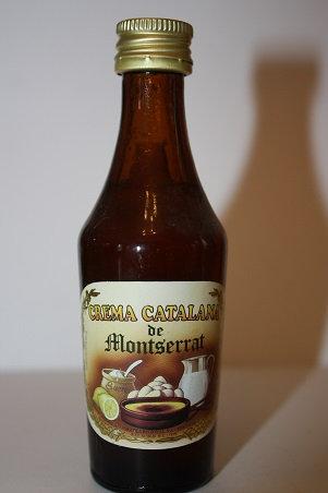 Crema Catalana de Montserrat