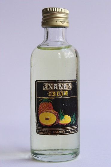 Ananas cream