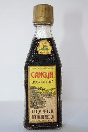 Cancun licor de café