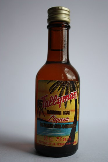 Tallyman banana rum liqueur