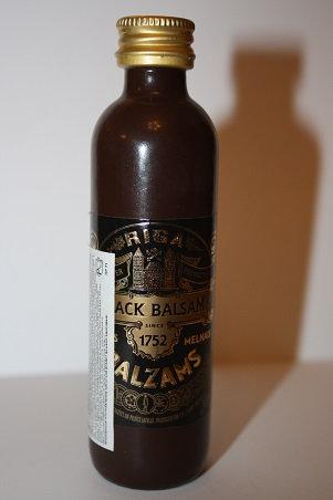 Black Balsam Riga