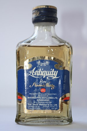 Antiquity rare premium whisky
