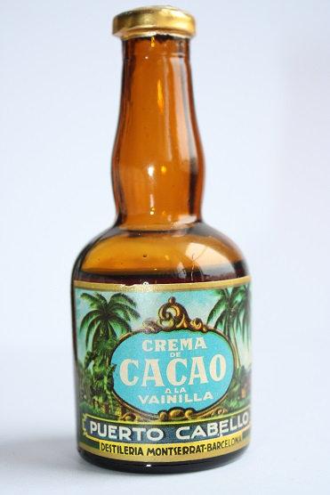 Crema de Cacao a la vainilla
