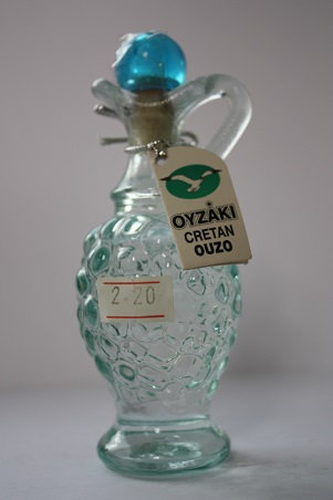 Oyzaki cretan ouzo