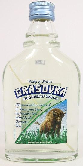 Б217. Grasovka bisongras vodka