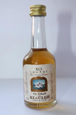 Cognac X.O. Chateau de Beaulon