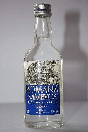 Romana Sambvca liqoure classico