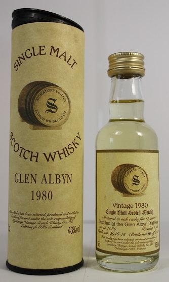 Glen Albyn 1980
