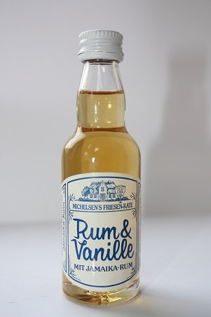 Rum & Vanille