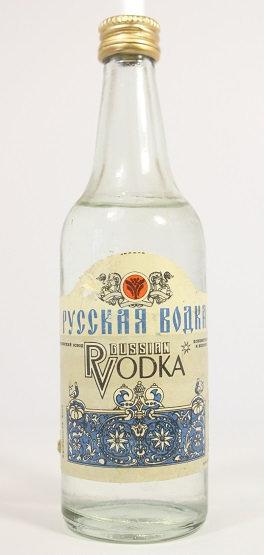 Б152. Русская водка