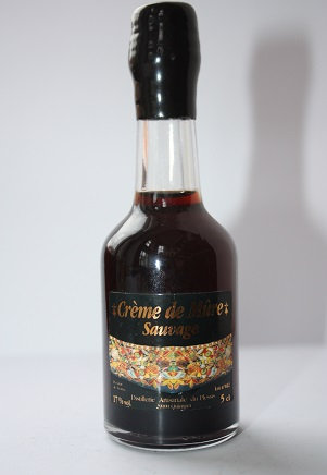 Crème de Mure sauvage