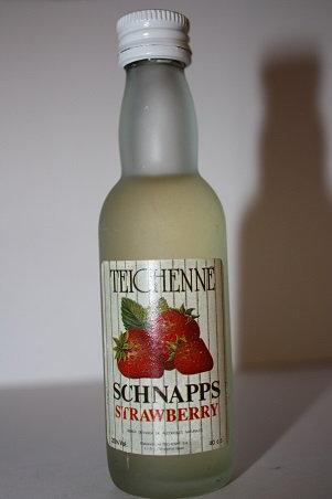Schnapps strawberry