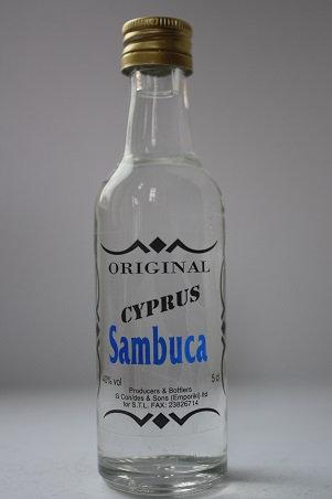 Original Cyprus Sambuca