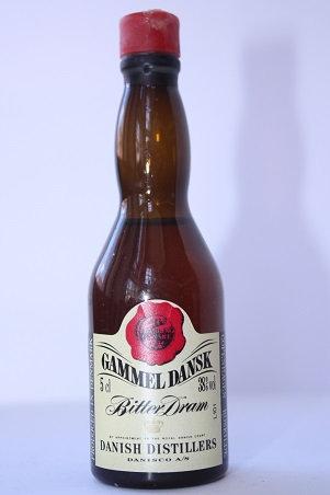Gammel Dansk bitter dram
