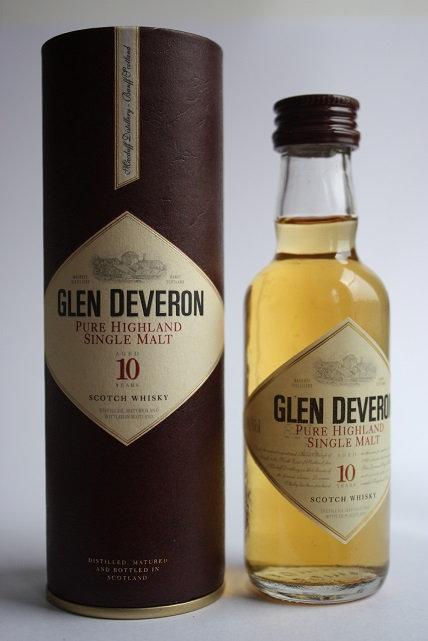 Glen Deveron 10 years