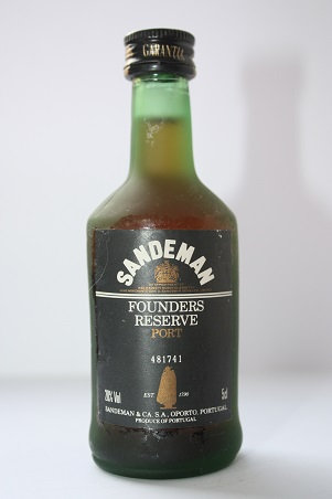 Founders reserve port