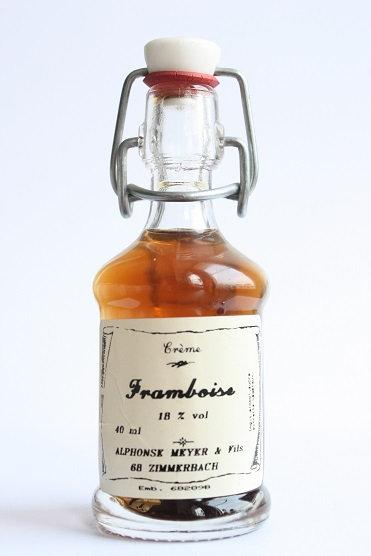 Framboise crème