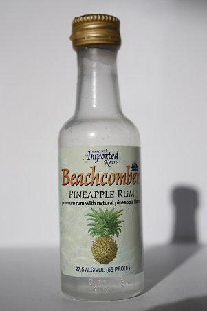 Beachcomber pineapple rum