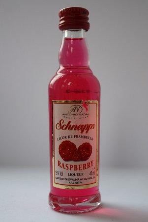 Schnapps raspberry