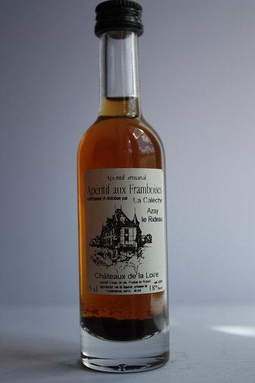 Aperitif aux Framboises Azay-Le-Rideau