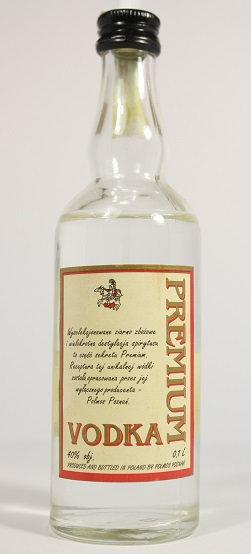 Б209. Premium Vodka
