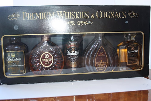 Н93 (Premium whiskies& cognacs)