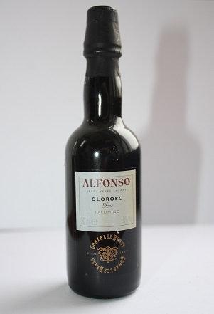 Alfonso oloroso seco palomino