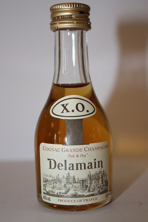 "Delamain X.O. Cognac Grande Champagne ""Pale & Dry"""