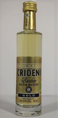 Crideni gold rachui de vin muscat