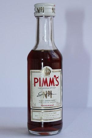 Pimm's the original №1 cup