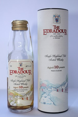 The Edradour 10 years