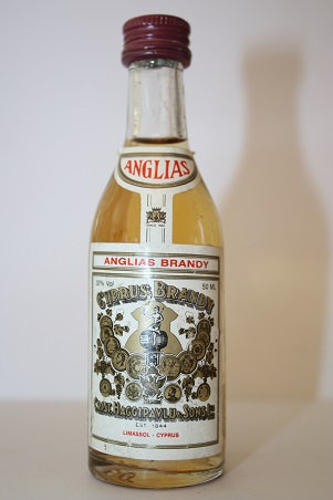 Anglias Cyprus Brandy
