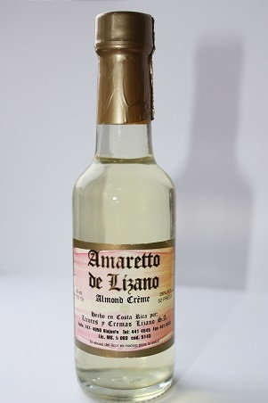 Amaretto di Lizano almond crème