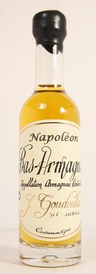 Goudoulin J. Bas Armagnac  Napoleon