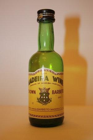 Madeira Wine dry