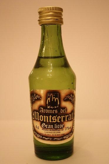 Aromes del Montserrat Grain licor
