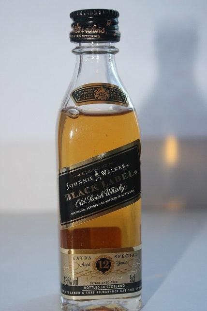 Johnnie Walker Black Label 12 years
