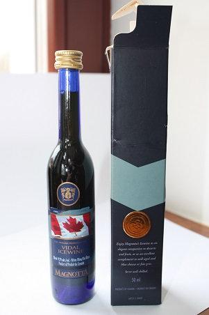 Vidal Icewine white wine 2006 limited edition