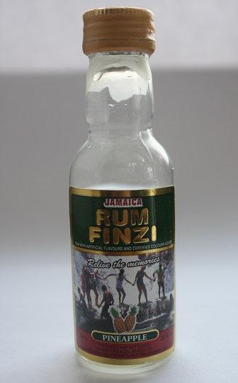 Rum Finzi pineapple