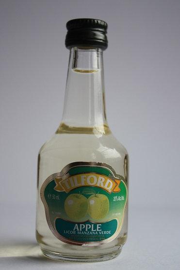 Tilford apple